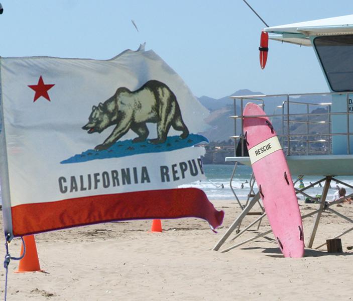 California West - geführte Tour