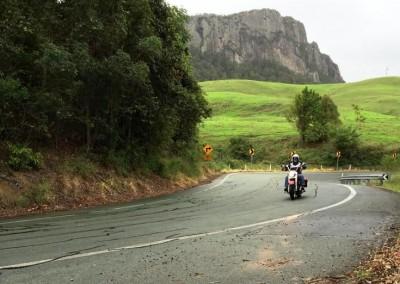 BNE Heritage Hinterland road