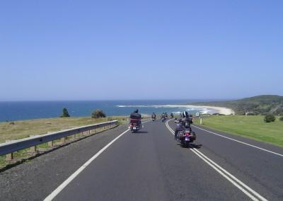 BNE bikes rd Qld Coast 3