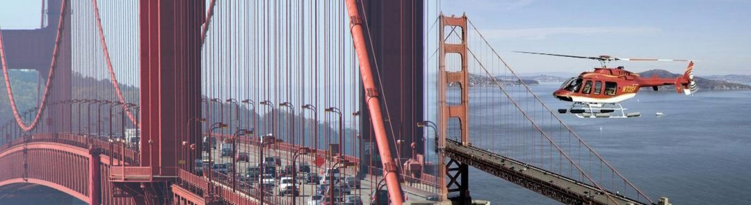 Helikopterflüge San Francisco