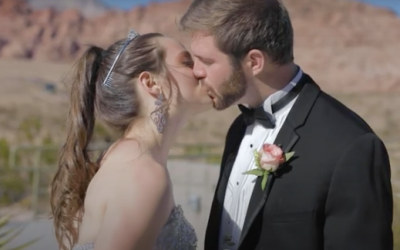 Red Rock Canyon Wedding (Limousine Colletion)